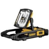 Search : DEWALT DC022 Combination 38 Watt Fluorescent Worklight and 7.2-Volt to 18 Volt Dual Port Pod Style Battery Charger with GFCI Protection