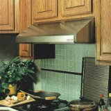 "Search : SLH9-448SS Vent-A-Hood Emerald Series 9"" x 48"" x 21"" Under Cabinet Hood (1200 CFM) - Stainless Steel"