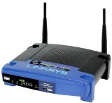Search : Linksys WRT54GS Wireless-G Broadband Router with SpeedBooster
