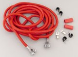 Automotive : Taylor Cable 21540 1/0 Gauge SAE Red Welding/Battery Cable Kit