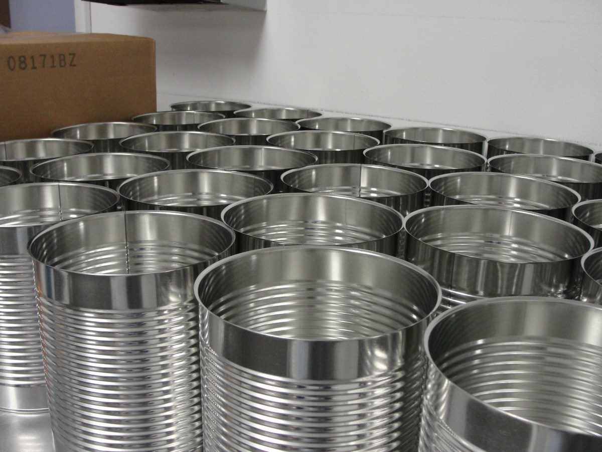 Number of cans