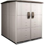 Search : Rubbermaid Home Products 3673-02-907 Vertical Storage Shed