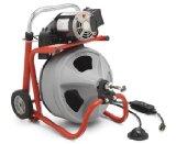 Tools & Hardware : Ridgid K-400 (24853) Drain Cleaning Drum Machine