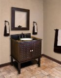 Search : LUXExclusive Bathroom Vanity LUX067-HV. 31-3/8'' x 22-3/4'' x 34''